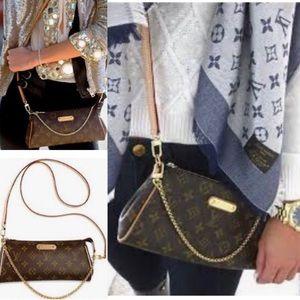 ❤️crossbody Louis Vuitton Eva purse